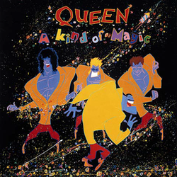 Queen - sheet music and tabs