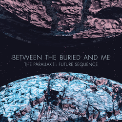 Between the buried and me naked by the computer