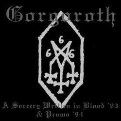 Gorgoroth sheet music and tabs a sorcery written in blood publicscrutiny Image collections