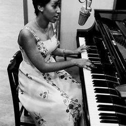 Aretha Franklin's photo