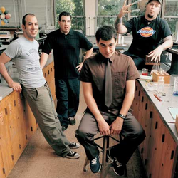Alien Ant Farm's photo