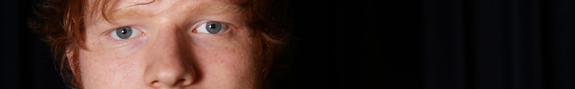 Ed Sheeran - sheet music and tabs