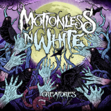Print and download Creatures sheet music in pdf. Learn how to play Motionless In White songs for Electric Guitar, Electric Guitar, Bass, Drumset, Effects, Effects and Strings online
