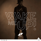 Wake Me Up's album cover