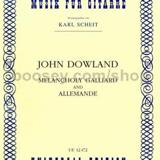 Melancholy Galliard by John Dowland