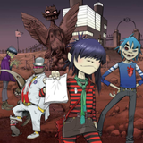 Feel Good Inc. (1) by Gorillaz