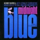 Midnight Blue's album cover
