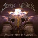 Second War in Heaven's album cover
