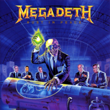 Print and download Rust in Peace... Polaris sheet music in pdf. Learn how to play Megadeth songs for Electric Guitar, Electric Guitar, Electric Guitar, Bass and Drumset online
