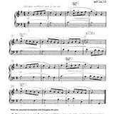 Print and download Minuet in G major (BWV Anh 114) sheet music in pdf. Learn how to play Johann Sebastian Bach songs for Acoustic Guitar online