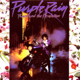 Purple Rain's album cover