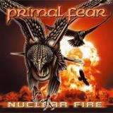 Nuclear Fire's album cover