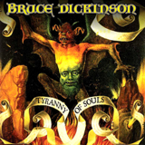 Print and download A Tyranny of Souls sheet music in pdf. Learn how to play Bruce Dickinson songs for Electric Guitar, Electric Guitar, Bass and Drumset online