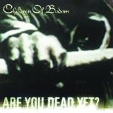 Are You Dead Yet?'s album cover