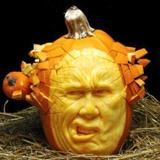 Pumpkin Head by Misfits