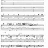 Print and download Canon Rock sheet music in pdf. Learn how to play JerryC songs for electric guitar online